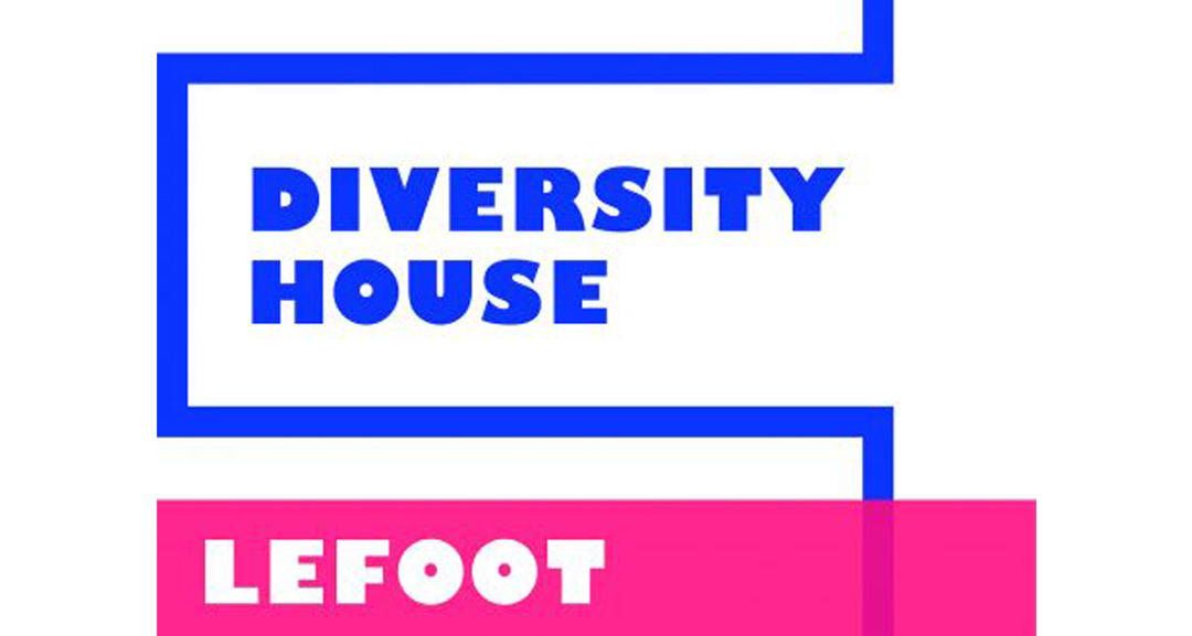 Logo Diversity House Le Foot