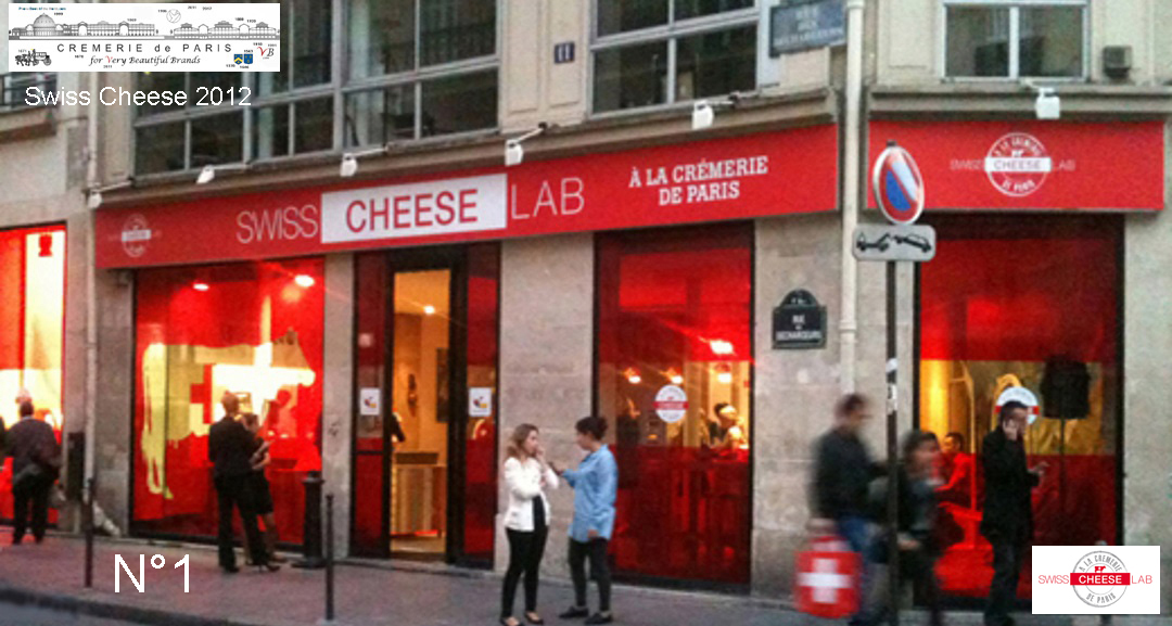 Swiss Cheese Lab