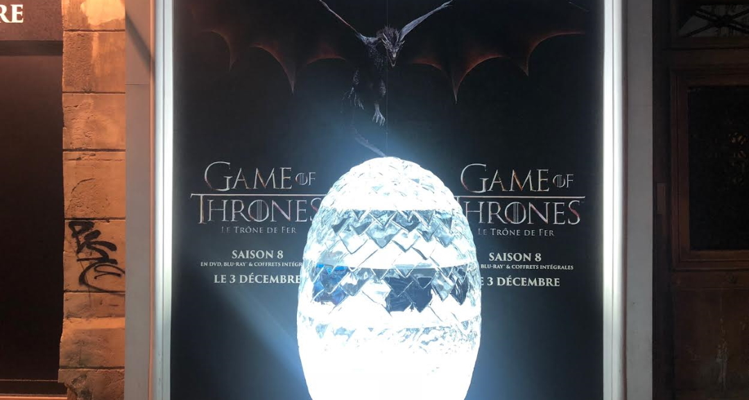 Game of Thrones saison 8 en Blu-Ray & Coffret Intégral