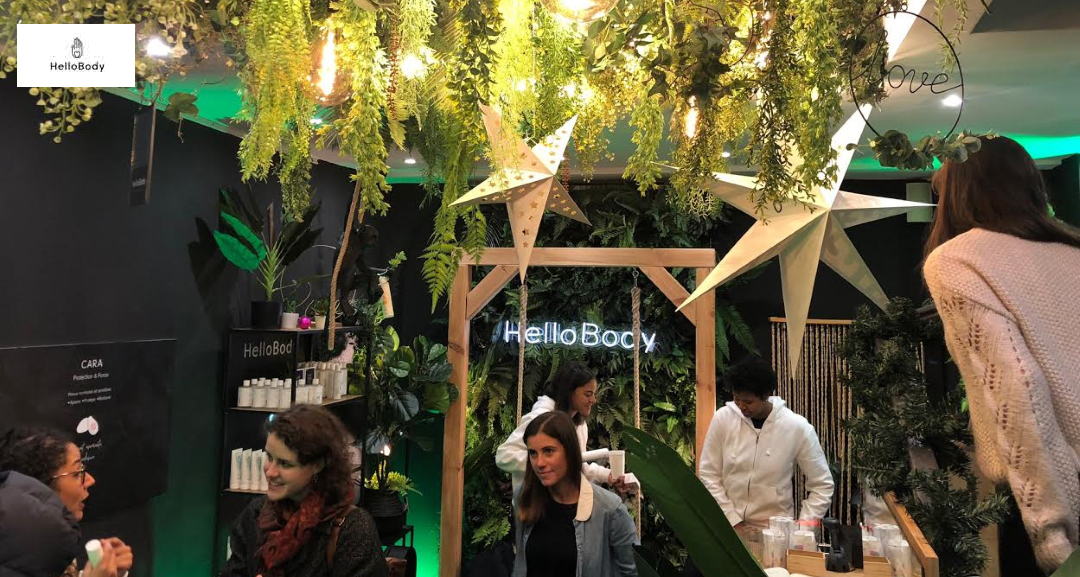 HelloBody Pop Up Store intérieur, at Cremerie de Paris N°6