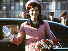 Jackie Kennedy dressed in Chanel