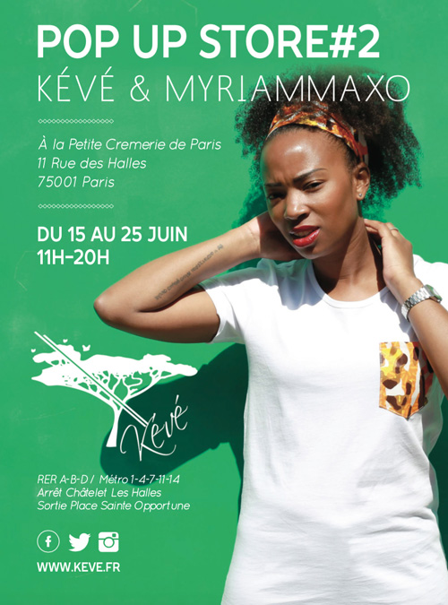 Keve Pop Up Store 2015