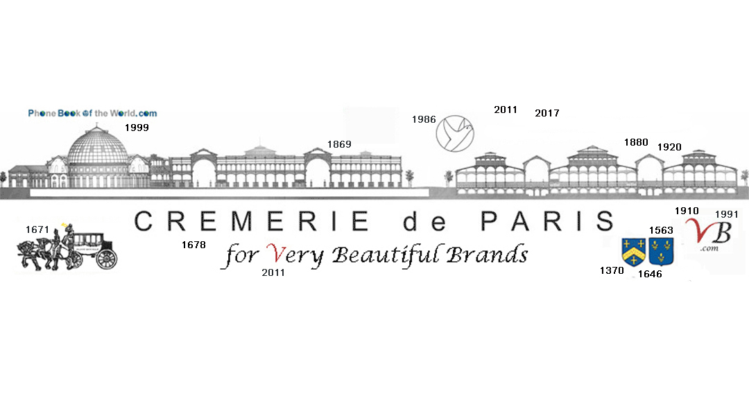 Cremeroe de Paris