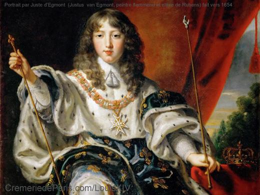 Louis XIV à Versailles (6/7)