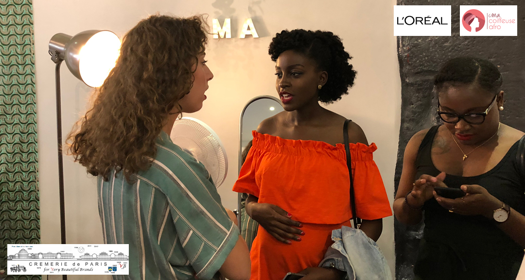 Ma Coiffeuse Afro Pop Up Store à la Cremerie de Paris N°6