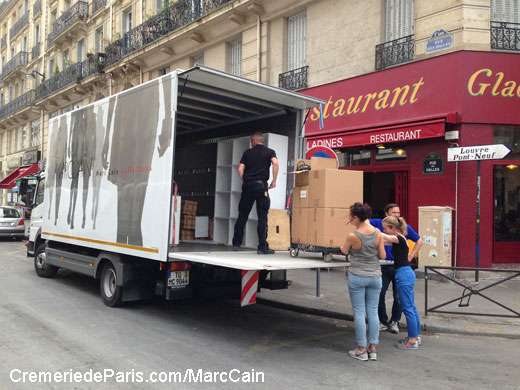 camion Marc Cain