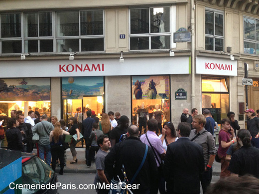 Metal Gear Store by Konami