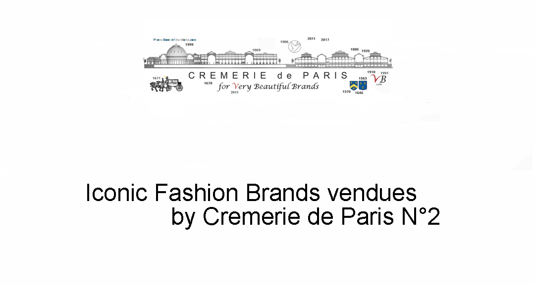Pop Up Stores à la Cremerie de Paris N°2