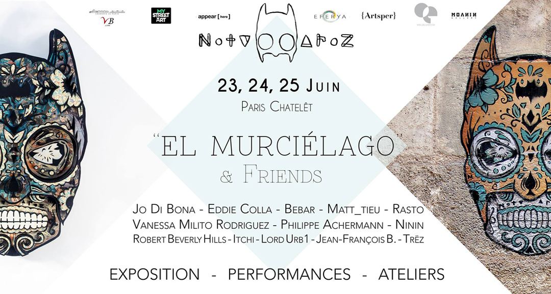 Noty Aroz Art Expo & Pop Up Store