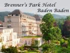 Brenners Park Hotel, Baden Baden