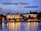 Beaurivage Palace, Lausanne
