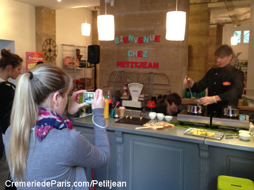 Petitjean Pop Up Store