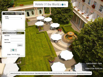 Hotels of the World.com