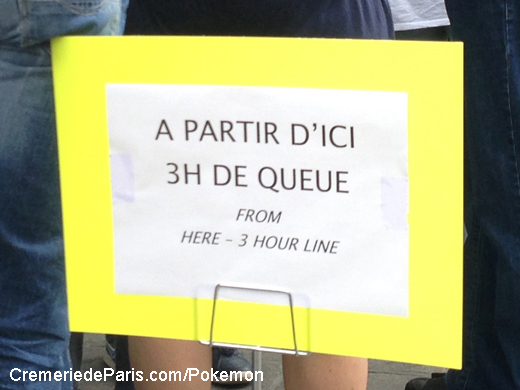 Pokemon Center Paris