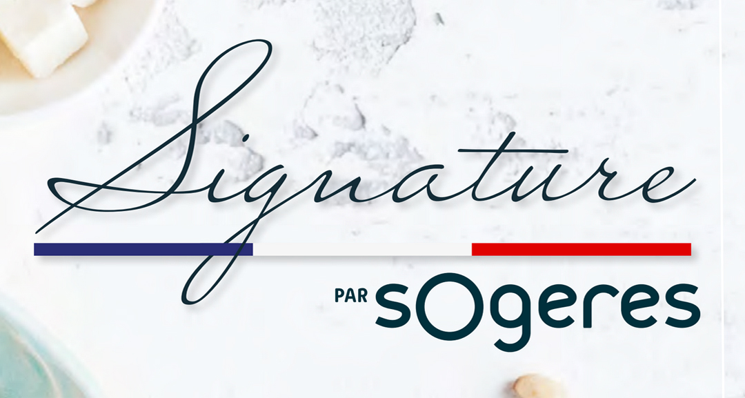 Logo Signature by Sogeres